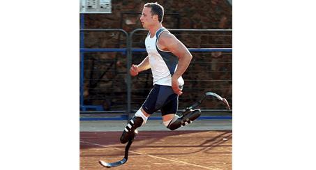 El campeón Paralímpico Pistorius no correrá en los juegos olímpicos 2008