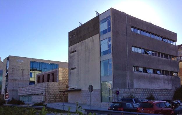 Nueva oficina de andade galicia en santiago de compostela for Oficinas de correos en santiago de compostela